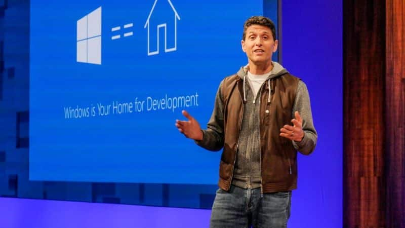 terry myerson windows quitte microsoft