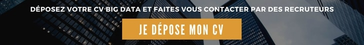 depose cv emploi big data