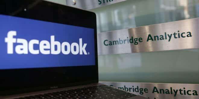 facebook cambridge analytica comment vérifier données