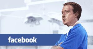 facebook données santé