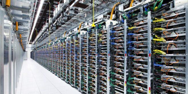 google cloud data centers