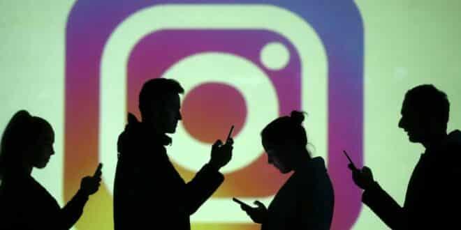 instagram téléchargement données