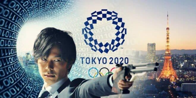 jo tokyo 2020 big Data police