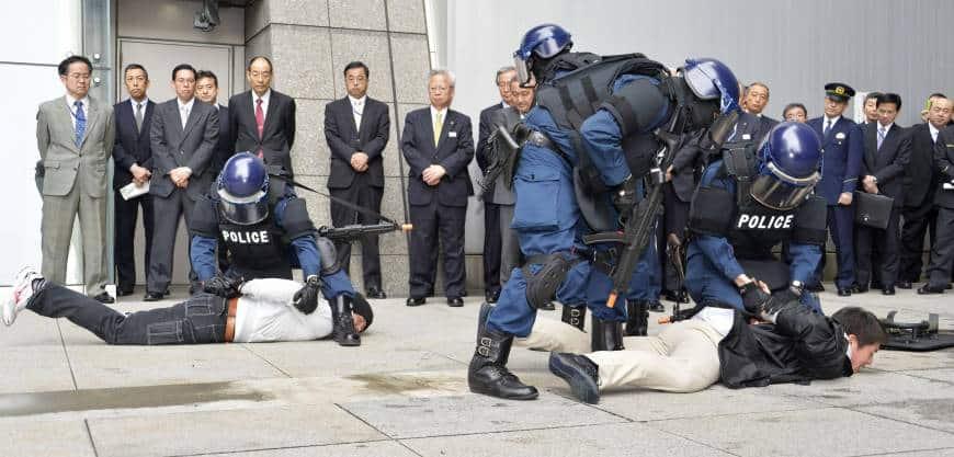 mpd tokyo police