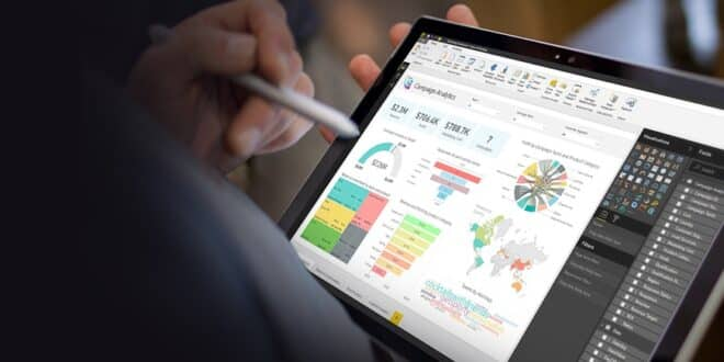 power bi microsoft business intelligence