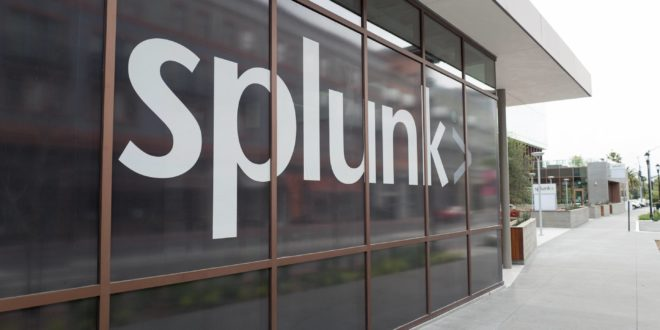splunk machine data