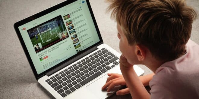 youtube enfants données