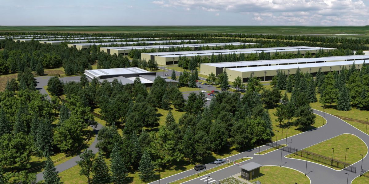apple data center irlande