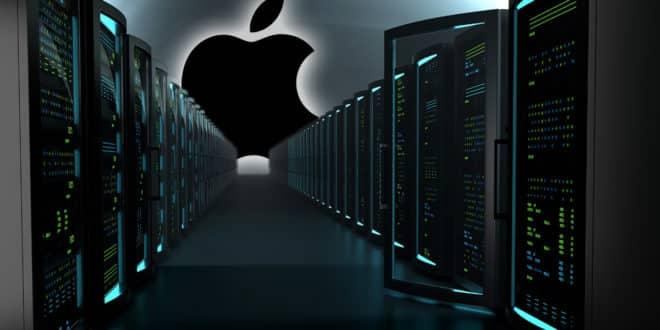 apple données personnelles télécharger