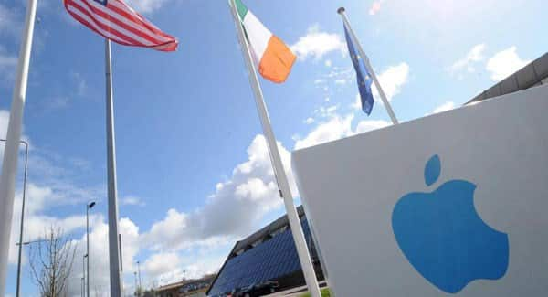 apple data center irlande annulation