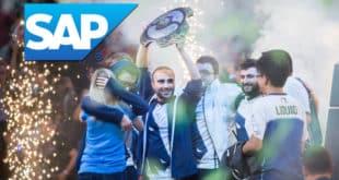 big data esport sap team