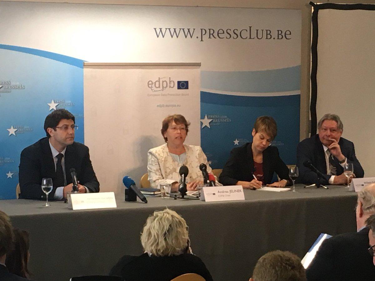 cepd protection données europe