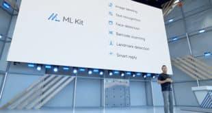 google mlkit machine learning smartphone