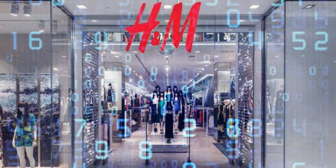 h&m big data
