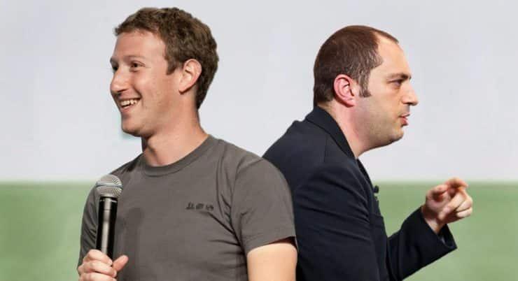 WhatsApp : le PDG quitte Facebook, inquiet pour vos données