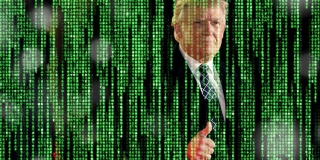 donald trump big data 2020