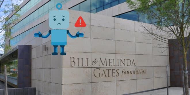 gates foundation big data éducation