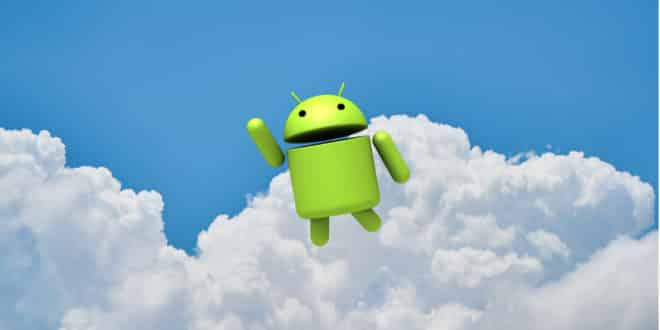 stockage cloud smartphone android