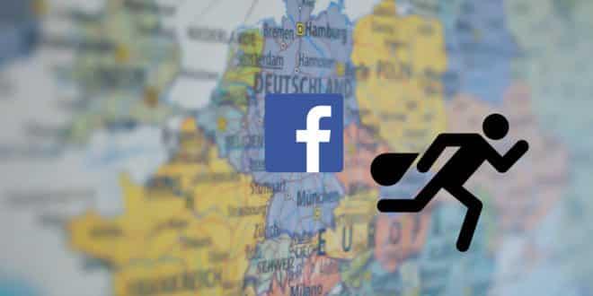 facebook europe fuite