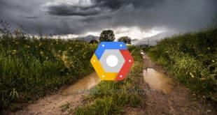 google cloud platform panne