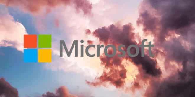 microsoft ventes cloud