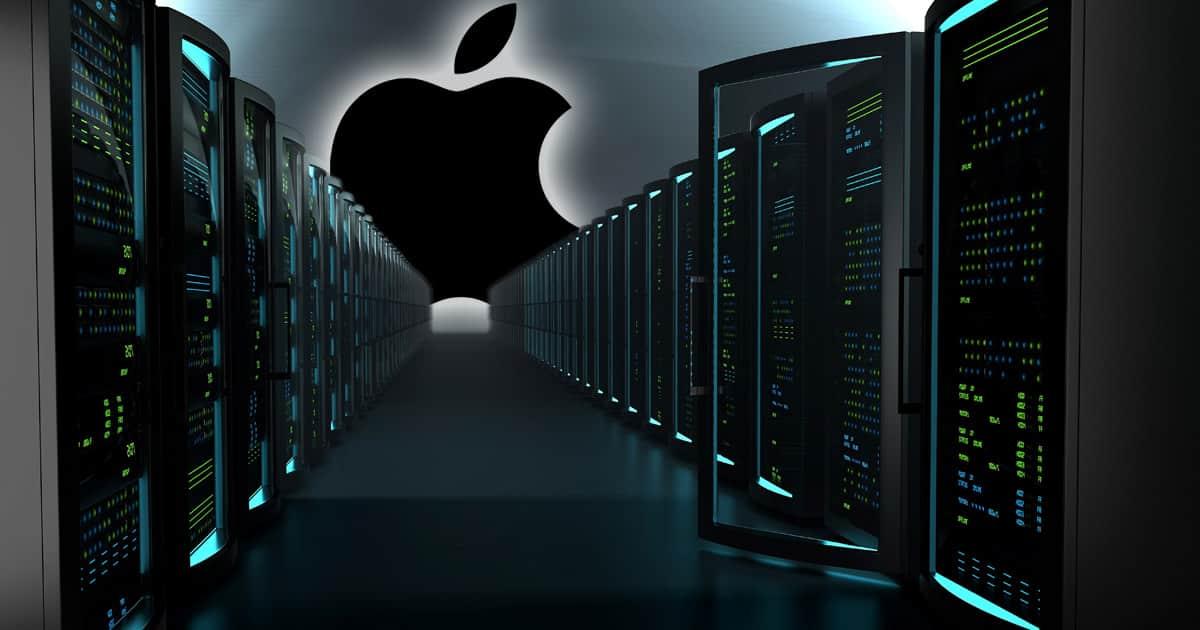 apple données vol