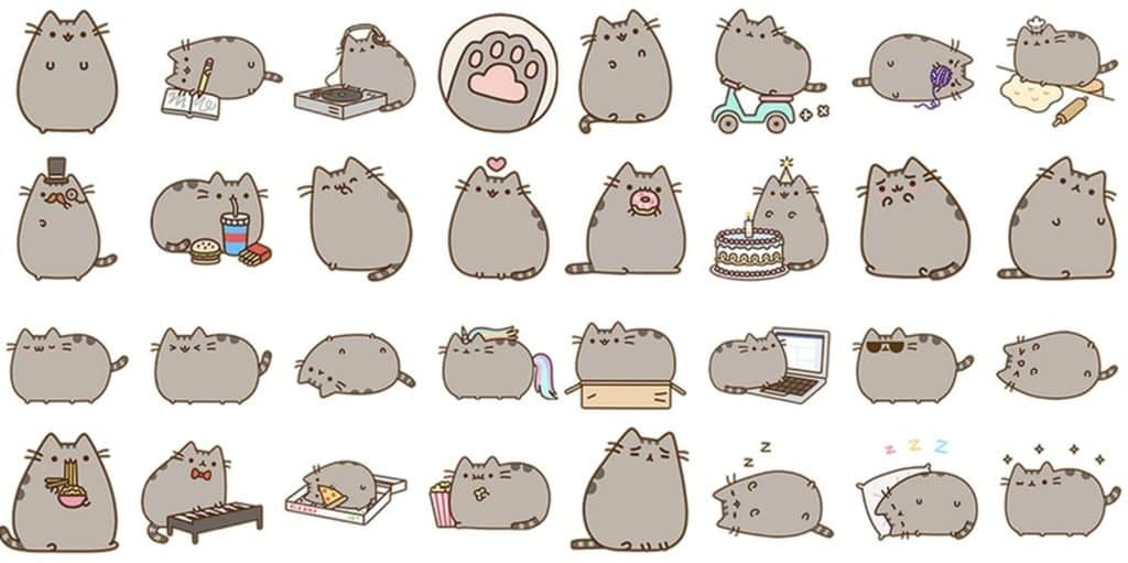 machine learning pusheen