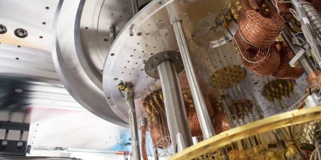 ordinateur quantique