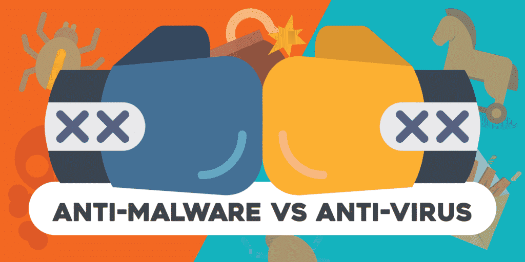 antimalware vs antivirus
