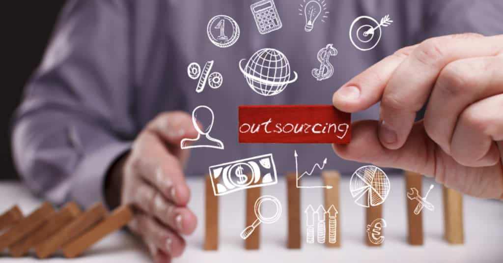 business process outsourcing definition