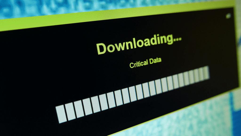 données backup