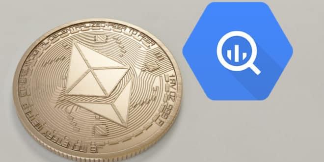 google cloud bigquery blockchain ethereum