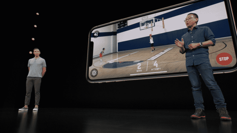 iphone xs core ml 2
