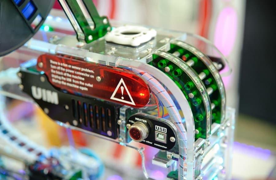 télésurveillance monitoring machine