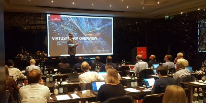 virtustream multicloud