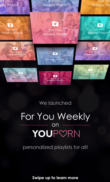 youporn for you weekly