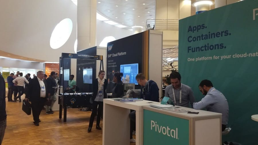 pivotal cloud foundry