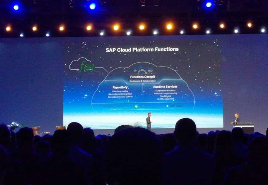 sap functions as a service