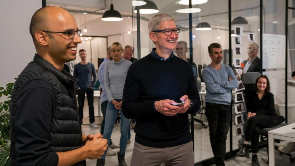 tim cook europe rgpd usa