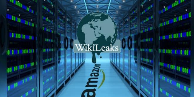 wikileaks amazon data centers aws