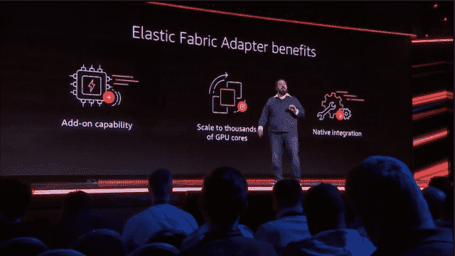 aws elastic fabric adapter