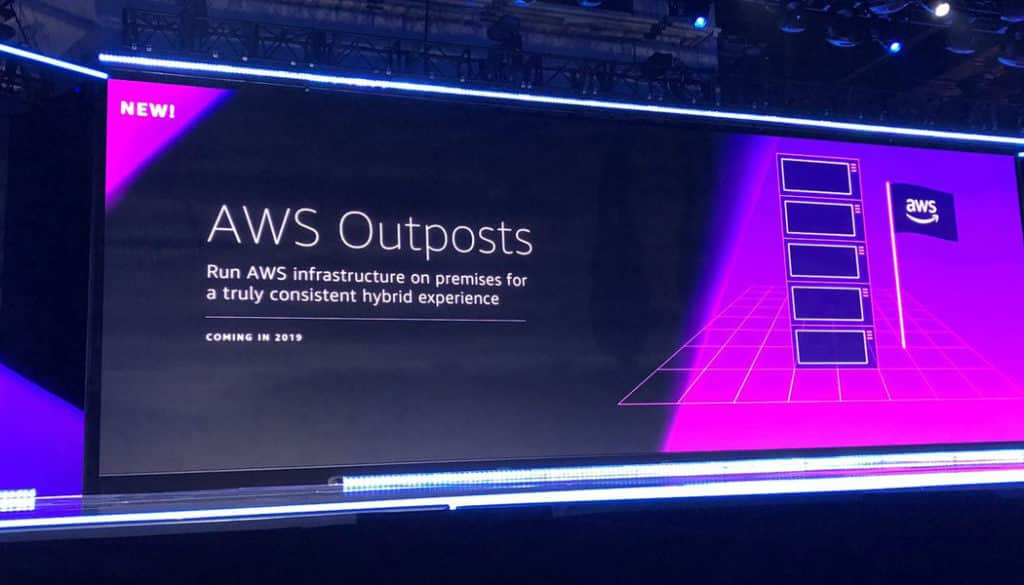 aws outposts amazon