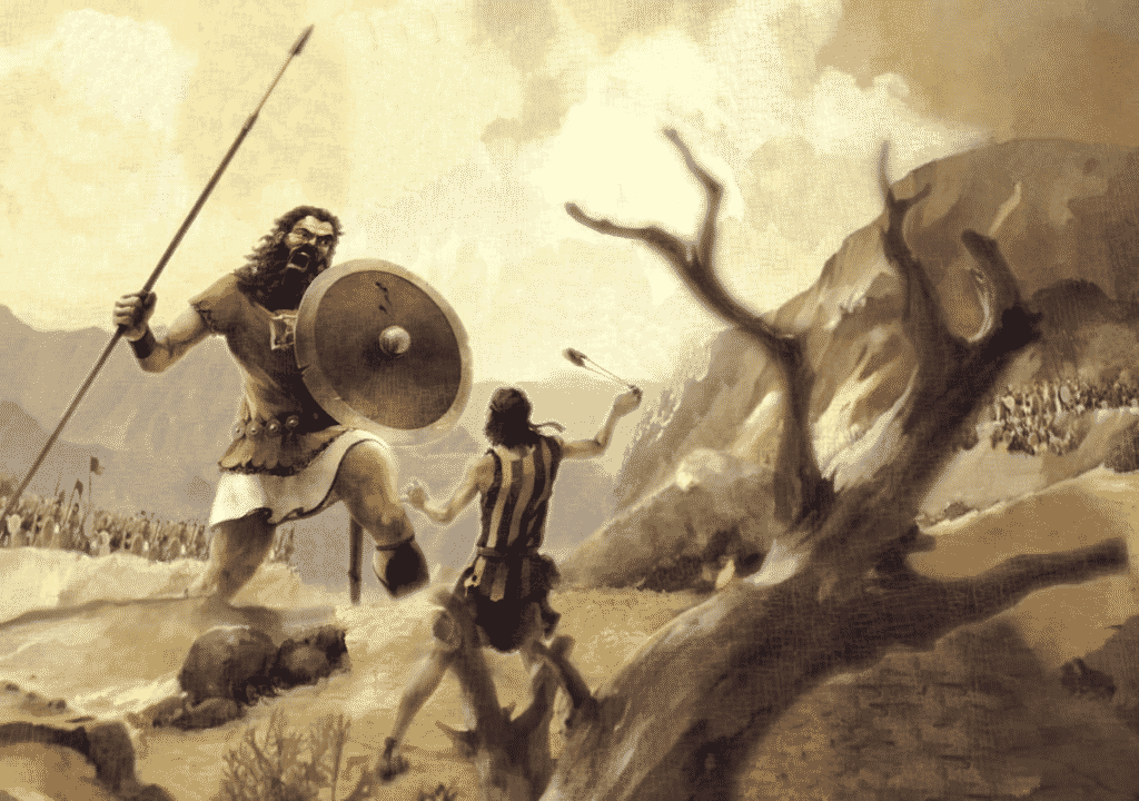 david vs goliath mit big data