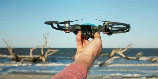 dji drones faille sécurité