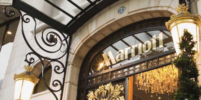 hotels marriott fuite données
