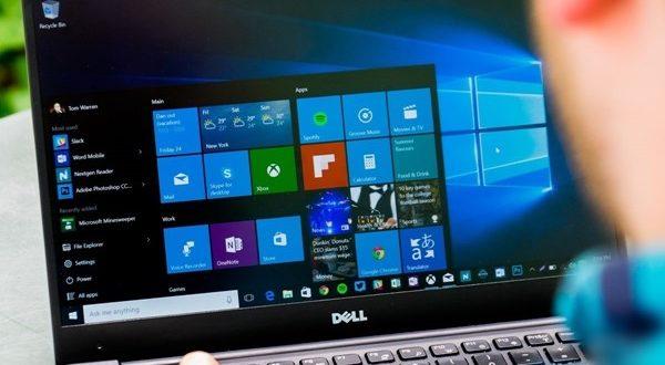 windows 10 microsoft données