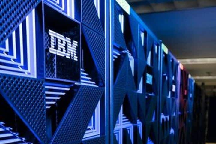 ibm bnp data center
