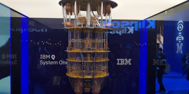 ibm q system one ces 2019