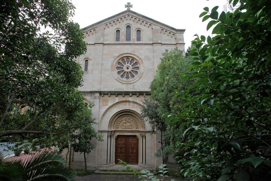 marenostrum 4 barcelone chapelle