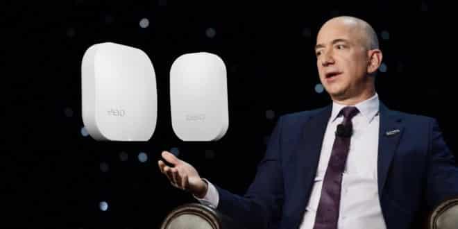 amazon acquiert eero données
